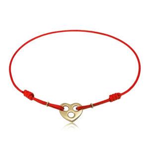 The Way bracelet, Heart